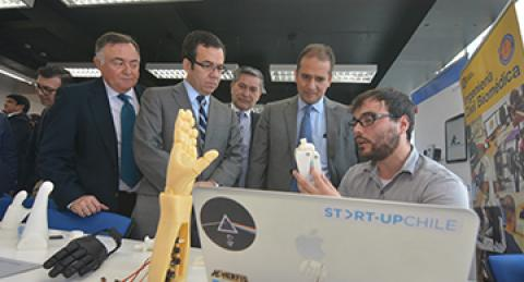 everis Chile inaugura el primer Hub Digital de Salud en Latinoamérica