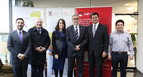 USACH y everis Chile firman importante acuerdo de colaboración