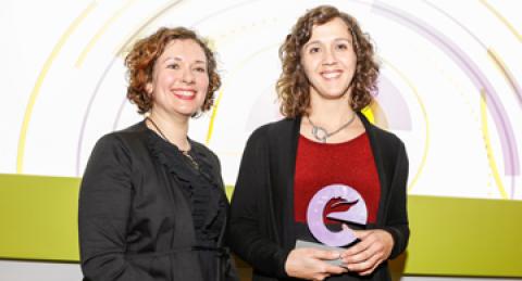 Un prodotto per il trattamento di ferite croniche vince il Premio everis 2016...