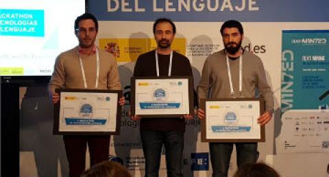 everis gana el 2º Premio II Hackathon de Tecnologías del Lenguaje