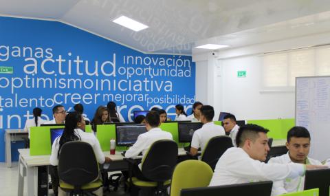 Centro de Desarrollo de Software Popayán everis SENA Renata
