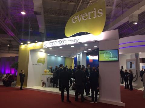 everis apresenta diversas soluções para o setor financeiro  no Ciab Febraban...