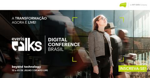 everis anuncia sua primeira conferência digital no Brasil para discutir o...