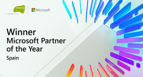 everis named by Microsoft as Partner of the Year 2020 in Spain