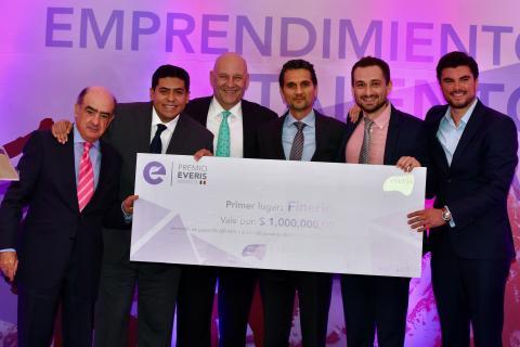 Premio everis México reconoce a Finerio, una Fintech, como la mejor...