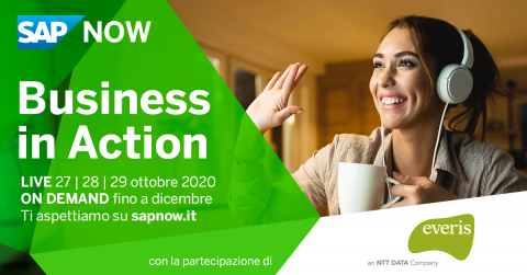 everis Italia | SAP NOW 2020