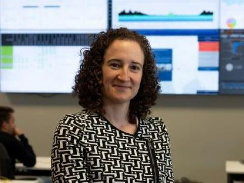 Mulheres em cibersegurança: María Pilar Torres Bruna, eleita uma das mulheres...