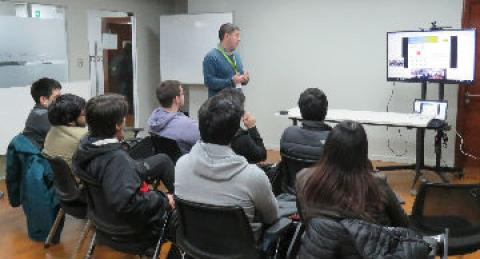 Colaboradores everis en meetup