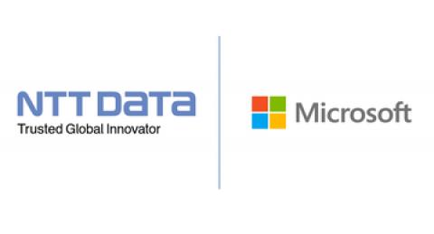 NTT DATA y Microsoft anuncian una colaboración estratégica global para...