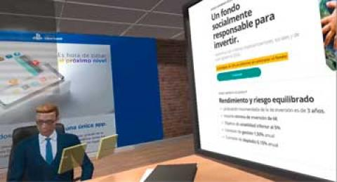 Liberbank y everis incorporan la Realidad Virtual y el 5G en modelos de...