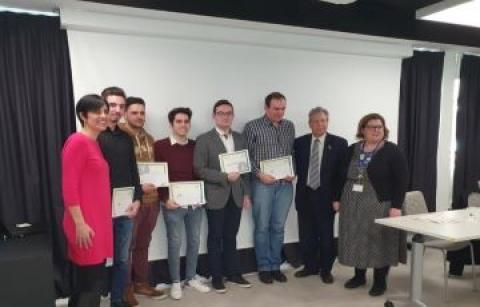 Un año más everis premia a los mejores estudiantes en sus Premios Talento