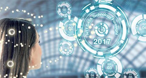 NTT DATA Technology Foresight 2017
