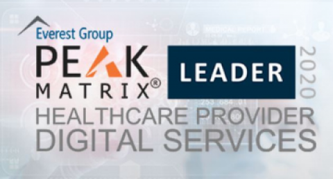 NTT DATA Recognized as a Leader in Healthcare Provider Digital Services PEAK...