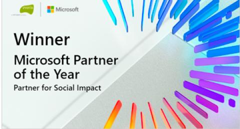 everis premiada por su Impacto Social en los Microsoft Inspire 2020