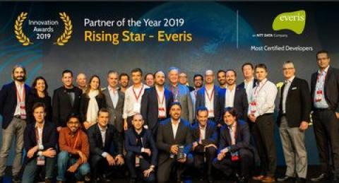 everis reconocido como OutSystems Partner of the Year – Rising Star