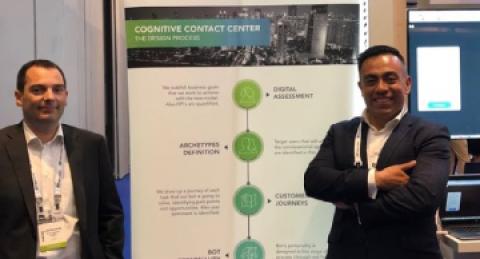 Arranca la Fase II del Cognitive Contact Center en el TM Forum 2019 en Niza