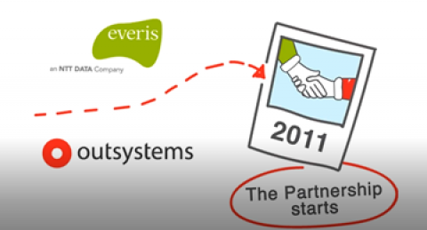 everis, premio Global Partner of the Year que otorga OutSystems