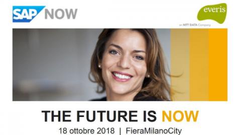 everis Italia protagonista al SAP Now con everis Drizzle: suite digitale al...