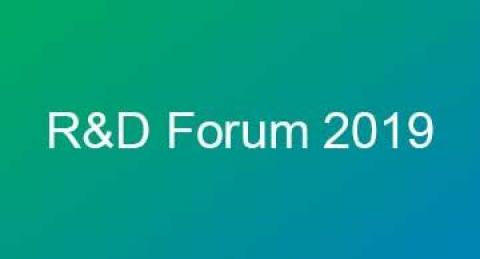 R&D Forum 2019