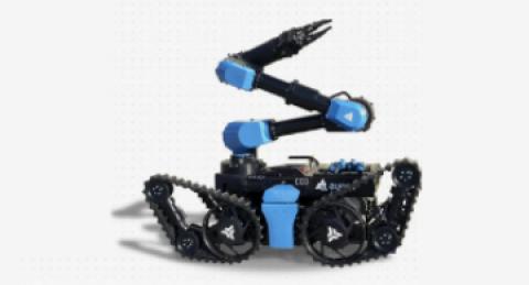 aunav presenta el aunav.NEO, el único robot de desactivación de explosivos...