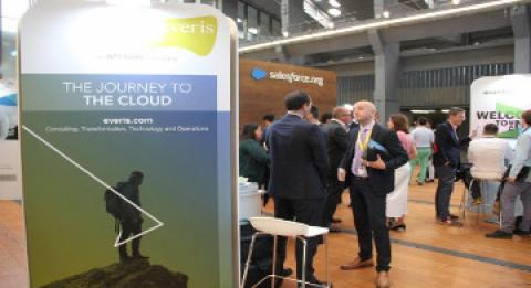 everis to attend the next two Essentials events organised by Salesforce in...