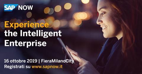 everis Italia | SAP NOW 2019