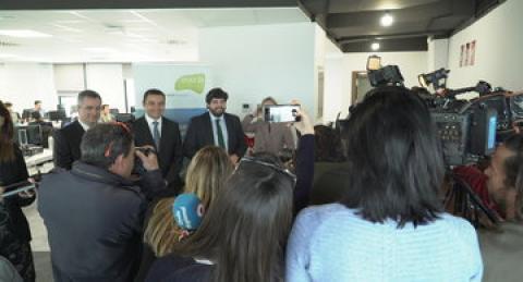 everis ya emplea a más de mil profesionales en Murcia