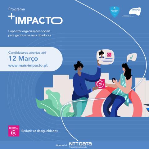 everis Portugal apoia organizações sem fins lucrativos na transição digital