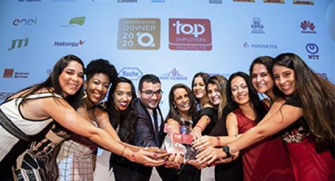 Prêmio Top Employers reconhece investimentos da everis em programas...