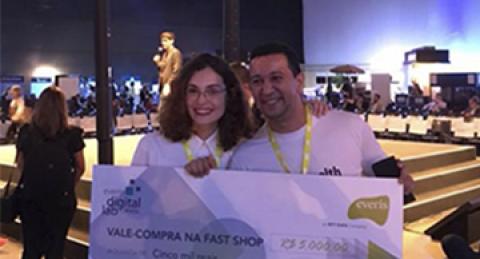Startup encubada pela everis ganha destaque internacional