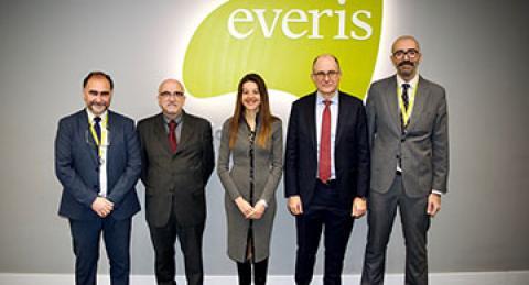 visita Consellera Innovación a everis Alicante