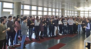 Superamos los 400 profesionales en Zaragoza