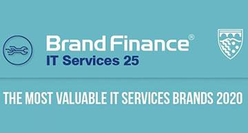 Brand Finance IT services 25
