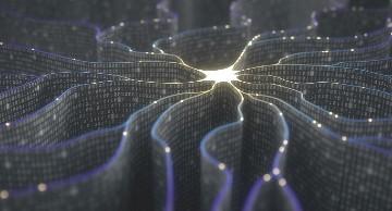 Imagen de código binario
