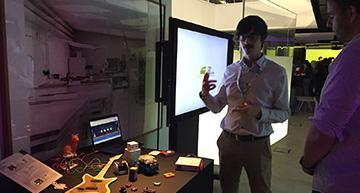 inauguracion living lab