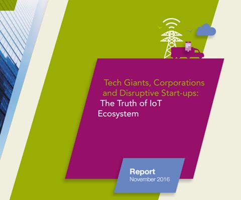everis presenta su informe sobre IoT