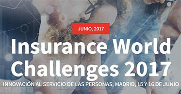 everis patrocina el Insurance World Challenges 2017