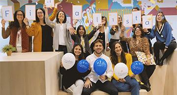 everis, finalista en los Linkedin Talent Awards