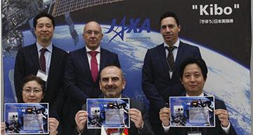 SATLANTIS entrega a la agencia espacial de Japón cámara de observación