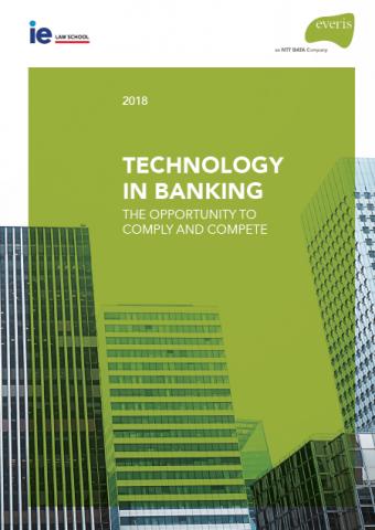 Portada Informe Tecnología en Banca