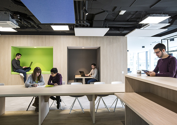 Barcelona Living lab