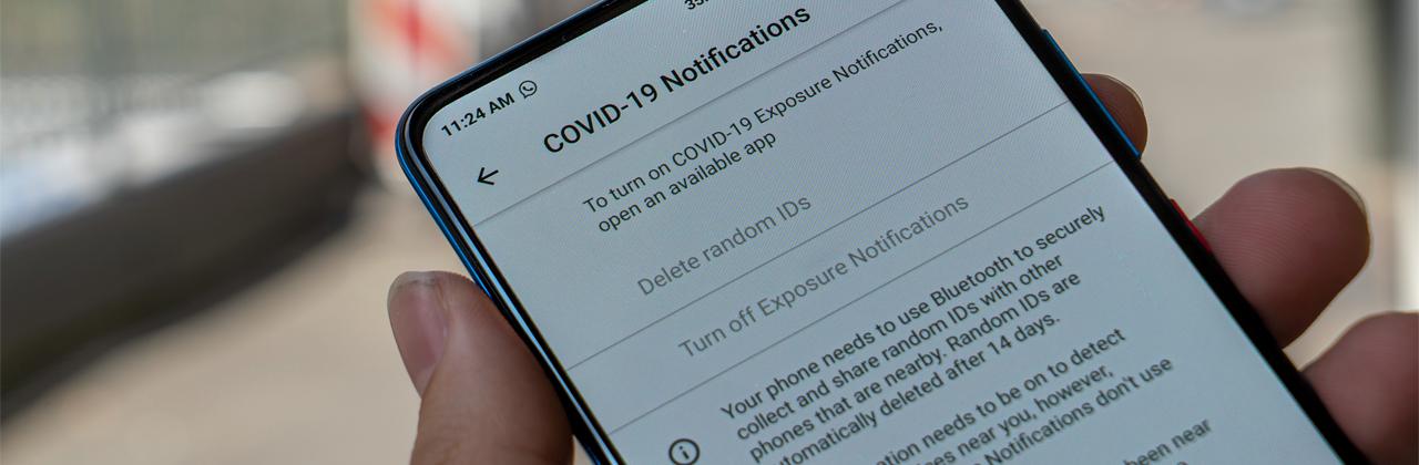 Tu móvil como arma de prevención contra el COVID-19