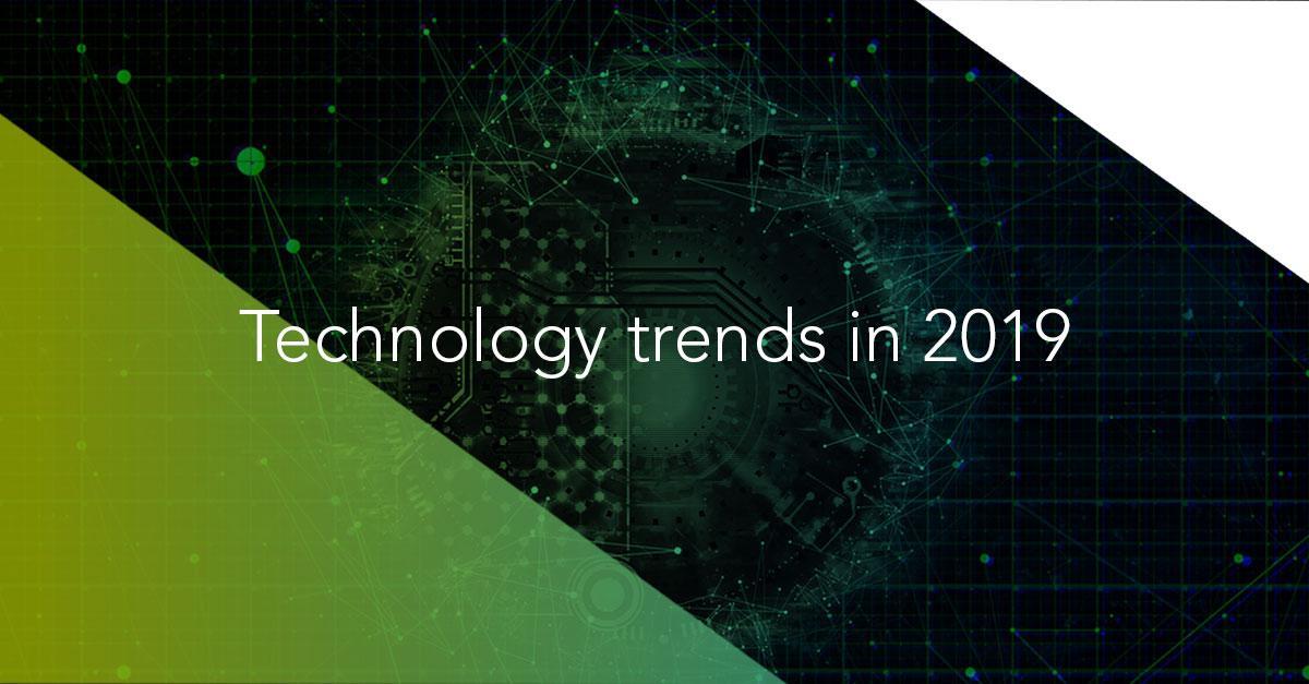 Banner Technology Trends 2019